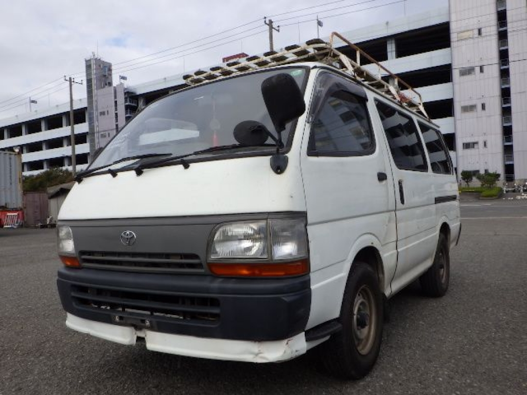 Used 1996 MT Toyota Hiace Van RZH102V Image[3]
