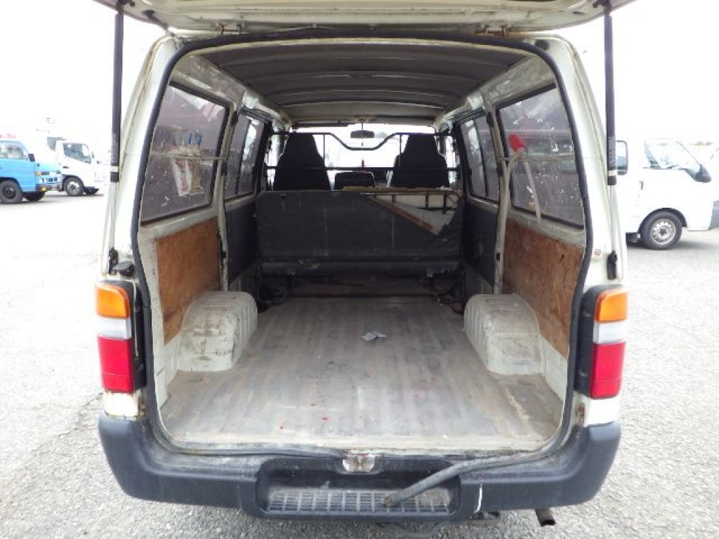 Used 1996 MT Toyota Hiace Van RZH102V Image[5]
