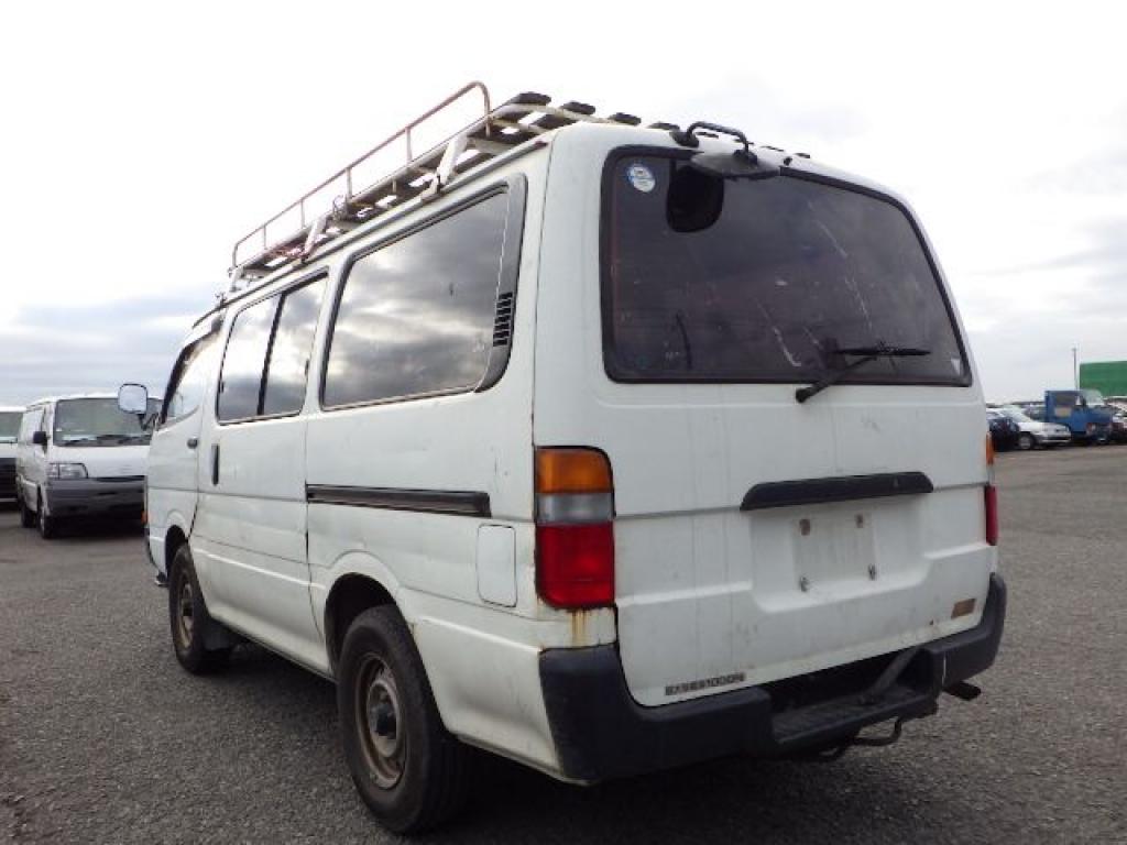 Used 1996 MT Toyota Hiace Van RZH102V Image[7]