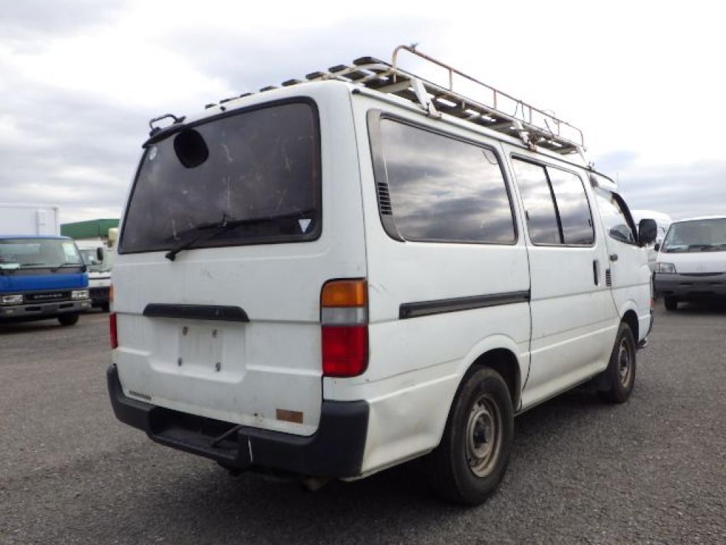 Used 1996 MT Toyota Hiace Van RZH102V Image[9]