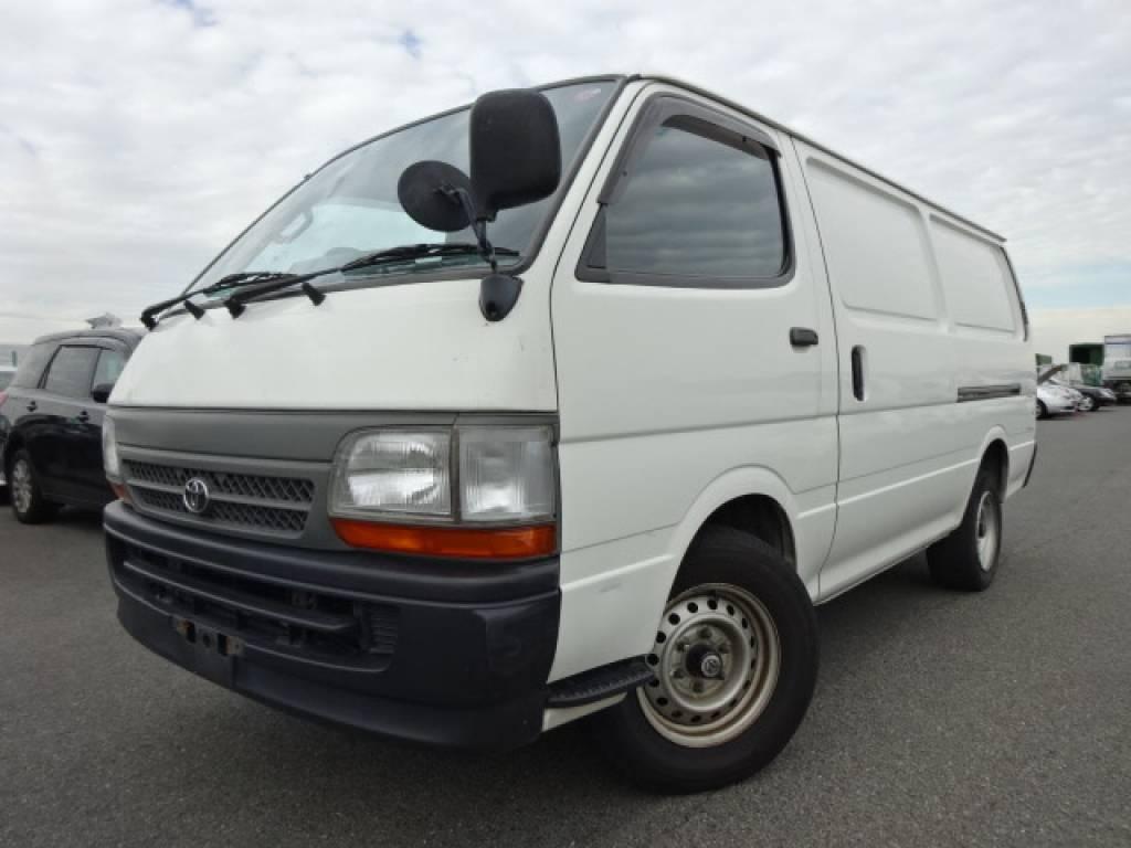 Used 2000 MT Toyota Hiace Van LH172V Image[1]