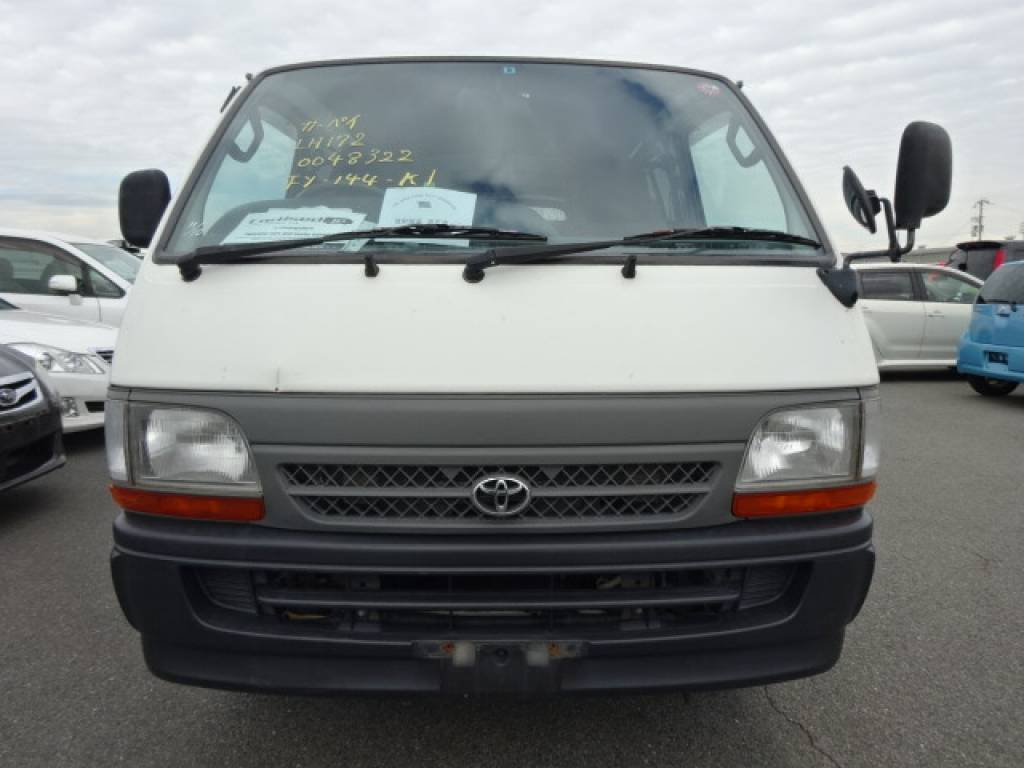 Used 2000 MT Toyota Hiace Van LH172V Image[5]
