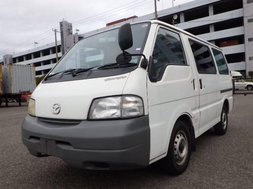 Used 2000 MT Mazda Bongo Van SK82V Image[1]