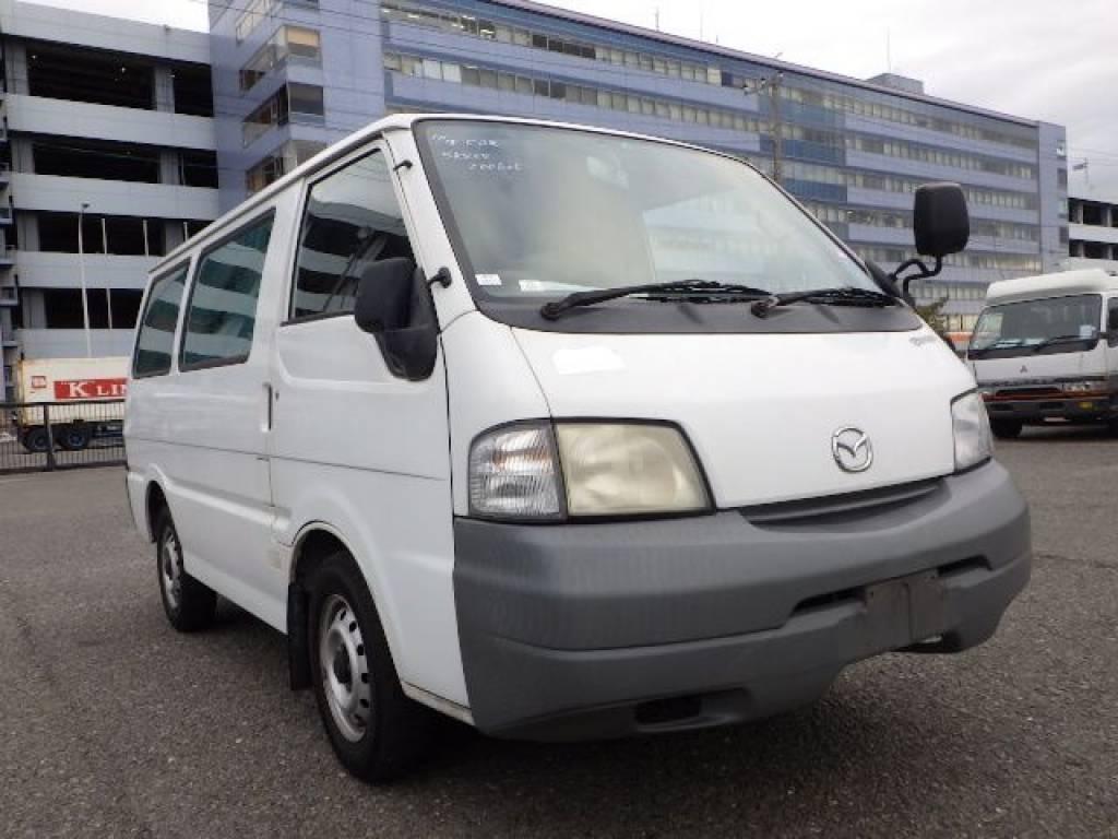 Used 2000 MT Mazda Bongo Van SK82V Image[2]