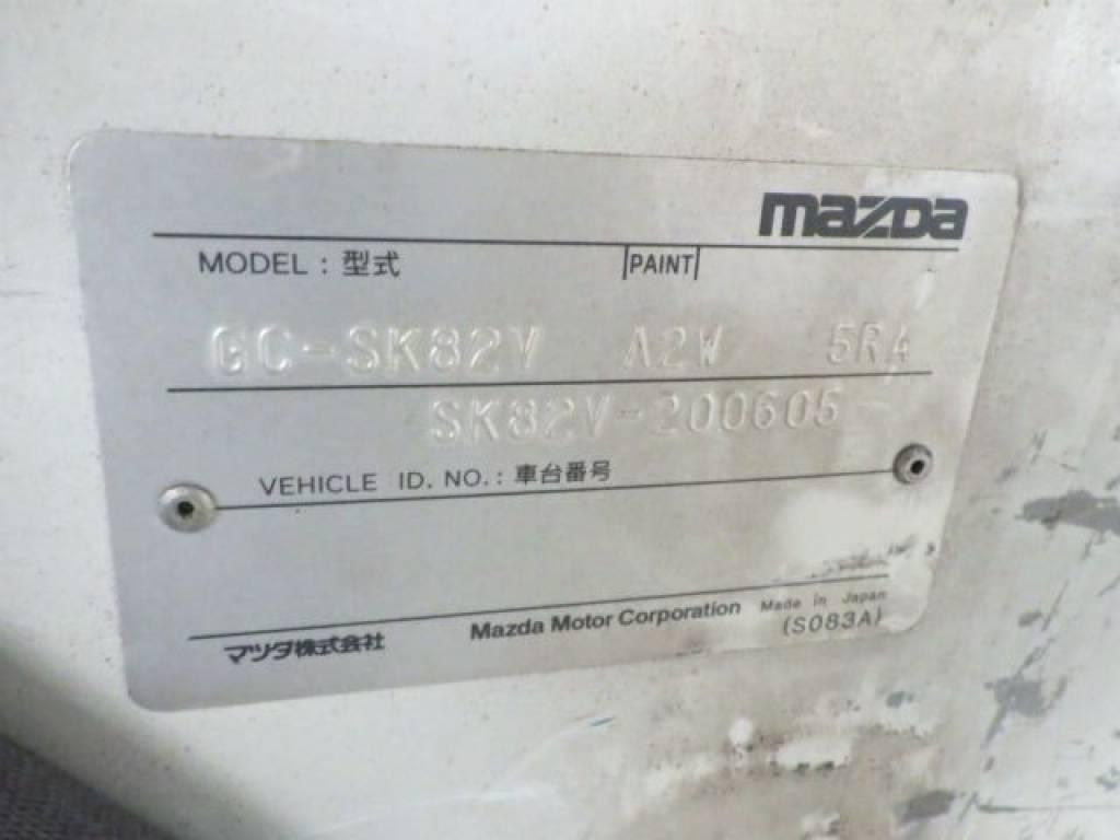 Used 2000 MT Mazda Bongo Van SK82V Image[19]