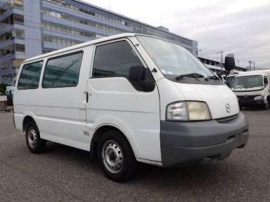 2000 MT Mazda Bongo Van SK82V