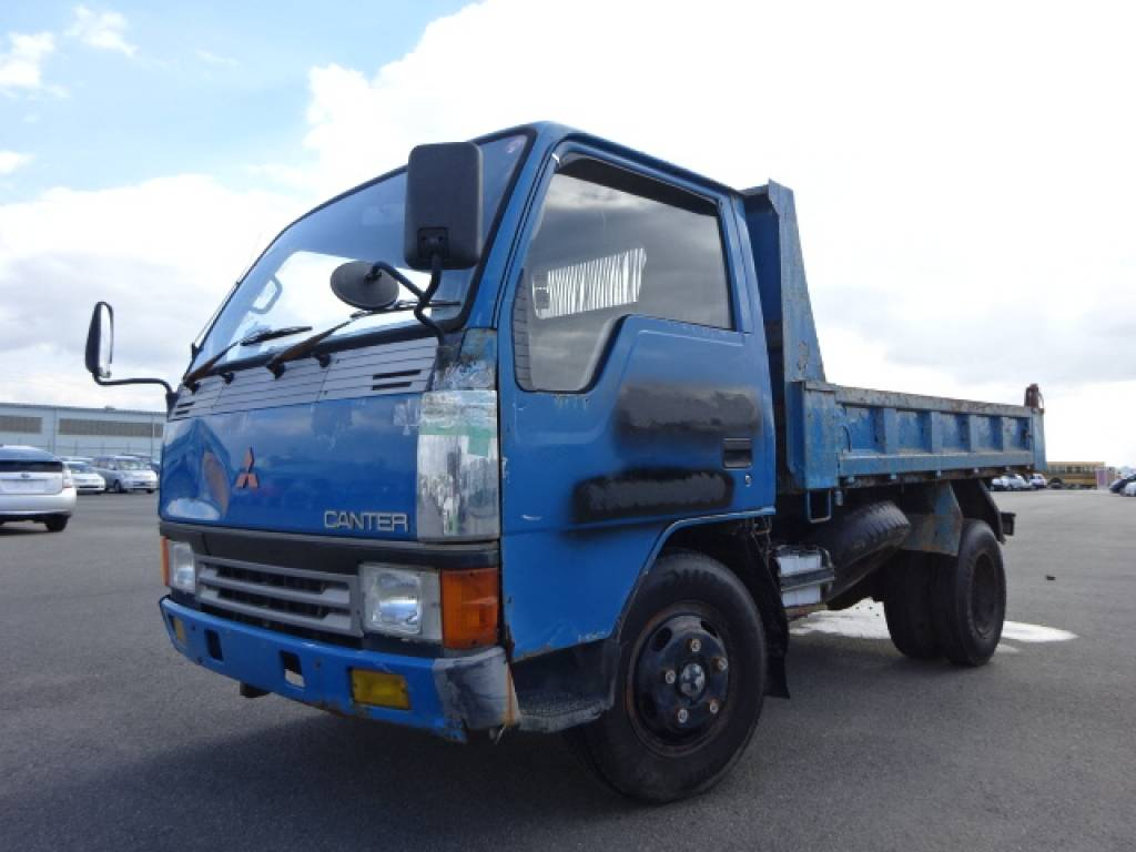 Used 1989 MT Mitsubishi Canter FE317BD Image[2]