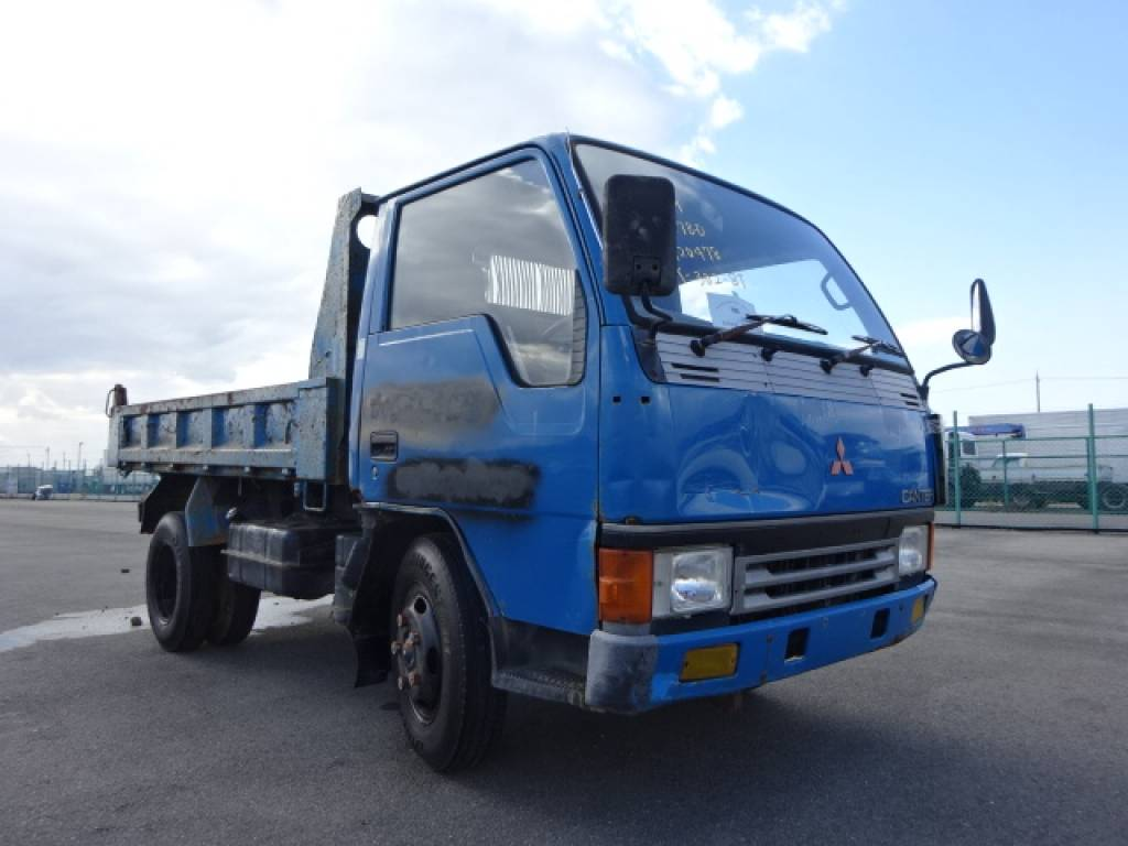 Used 1989 MT Mitsubishi Canter FE317BD Image[3]