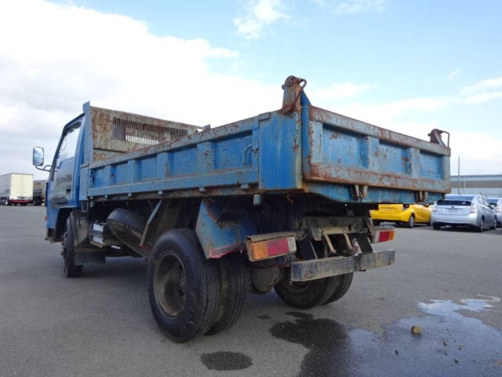 Used 1989 MT Mitsubishi Canter FE317BD Image[7]