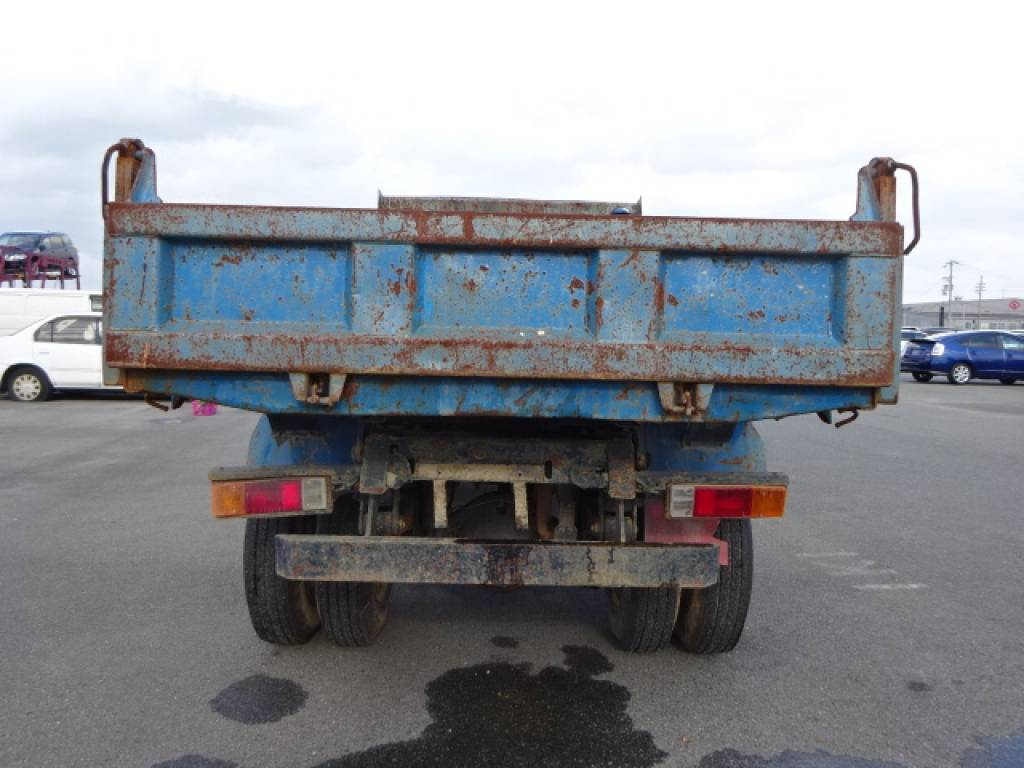 Used 1989 MT Mitsubishi Canter FE317BD Image[8]