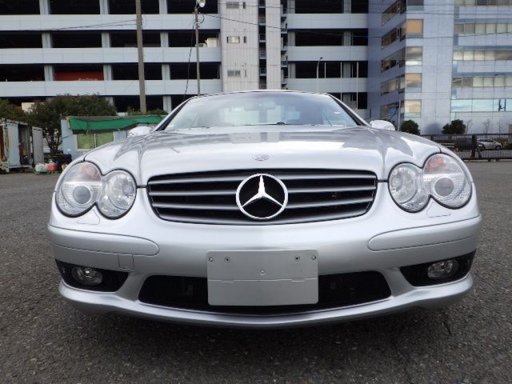 Used 2003 AT Mercedes Benz SL-Class 230475