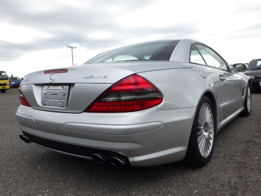 Used 2003 AT Mercedes Benz SL-Class 230475 Image[9]