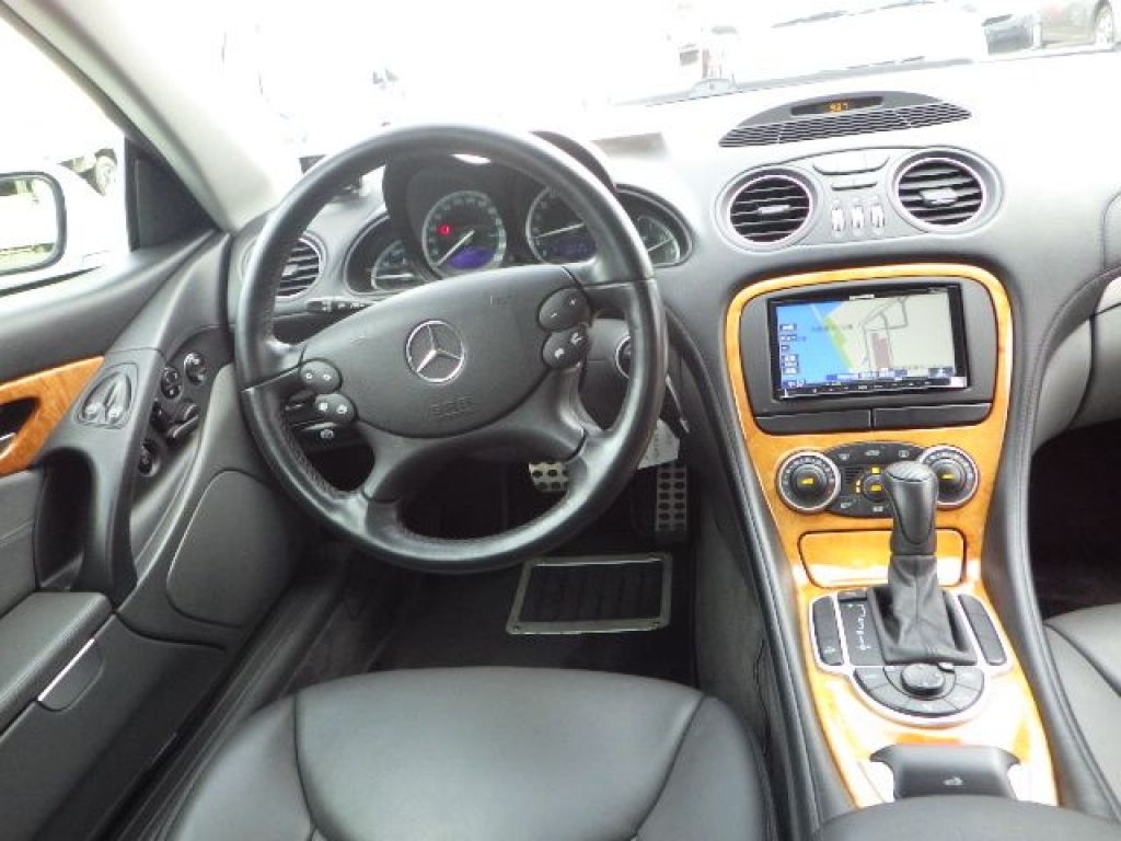 Used 2003 AT Mercedes Benz SL-Class 230475 Image[12]