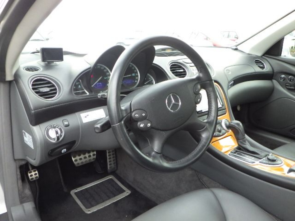 Used 2003 AT Mercedes Benz SL-Class 230475 Image[13]
