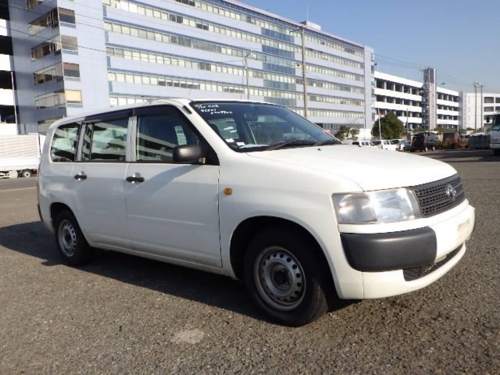 Used 2009 AT Toyota Probox Van NCP51V Image[1]