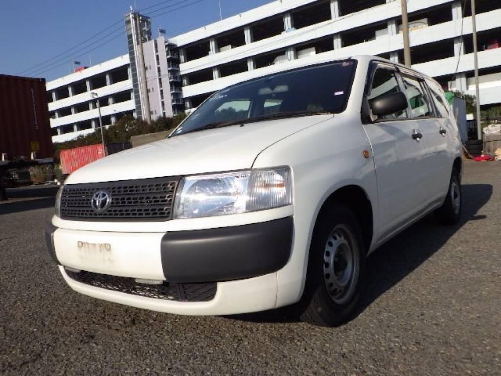 Used 2009 AT Toyota Probox Van NCP51V Image[2]