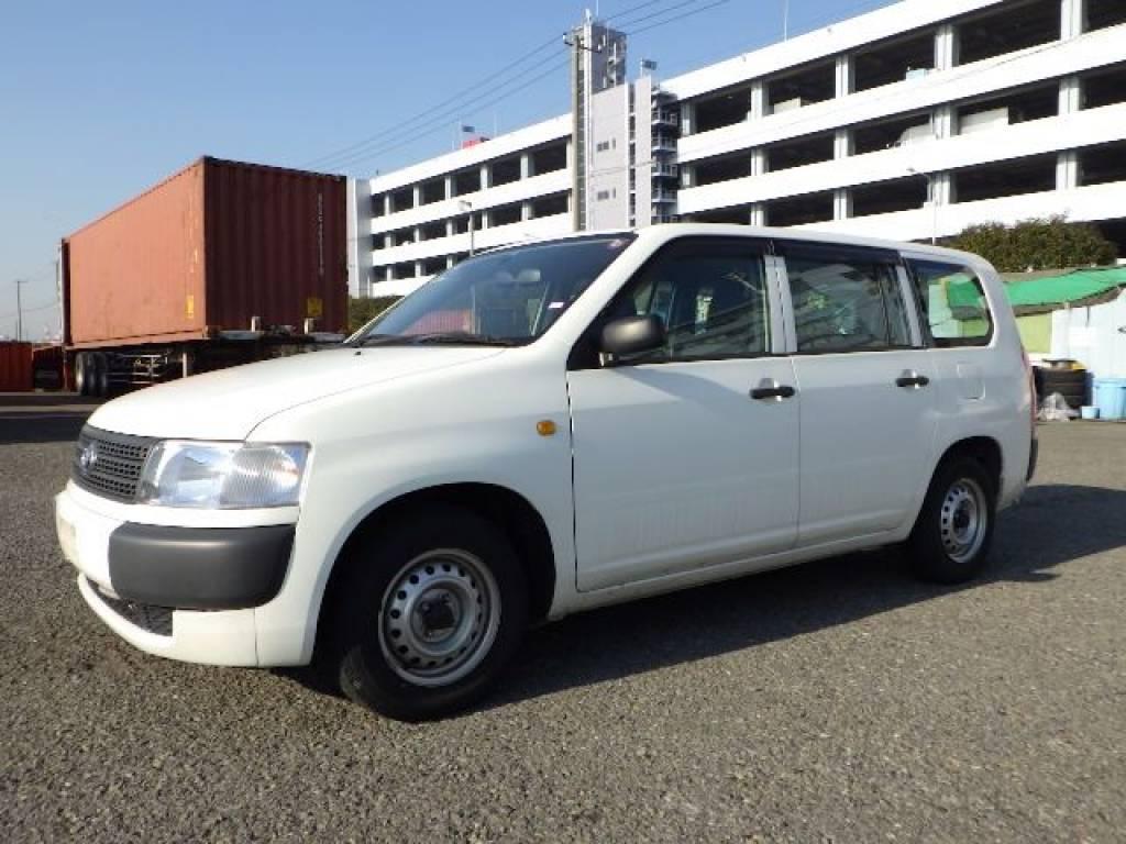 Used 2009 AT Toyota Probox Van NCP51V Image[3]