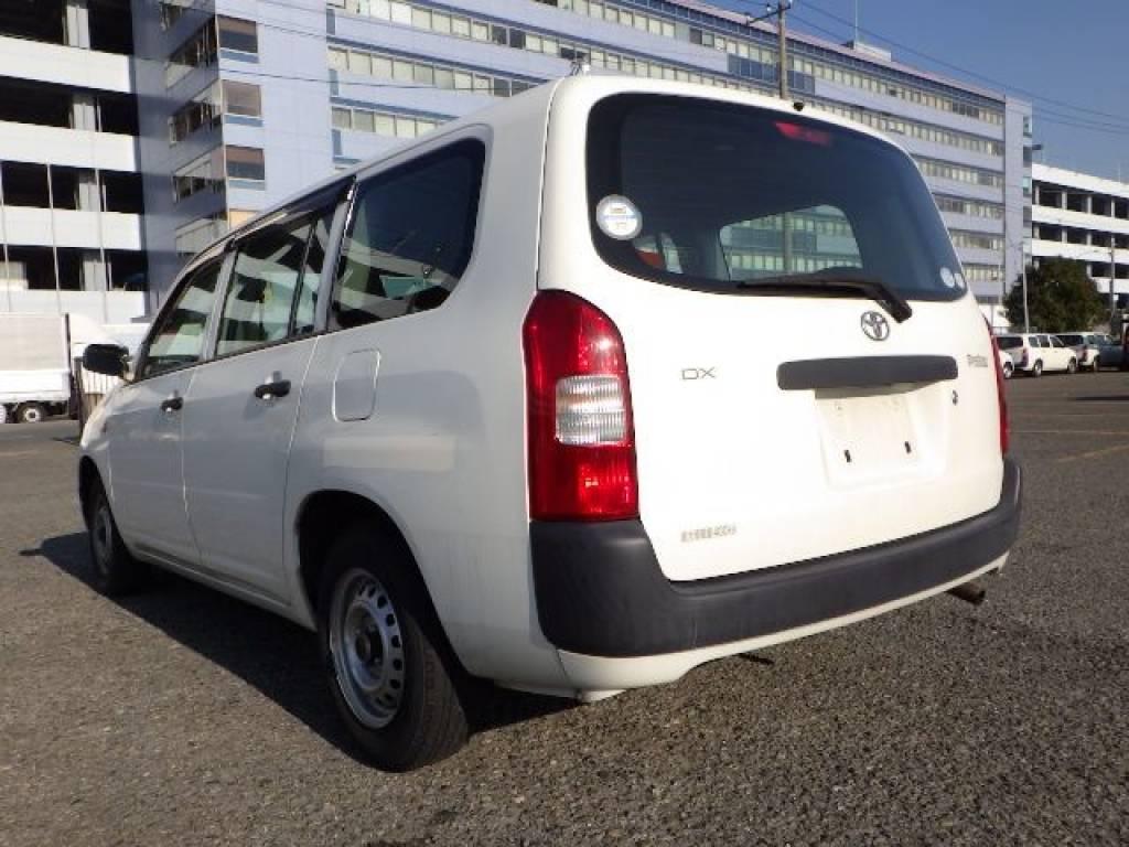 Used 2009 AT Toyota Probox Van NCP51V Image[4]
