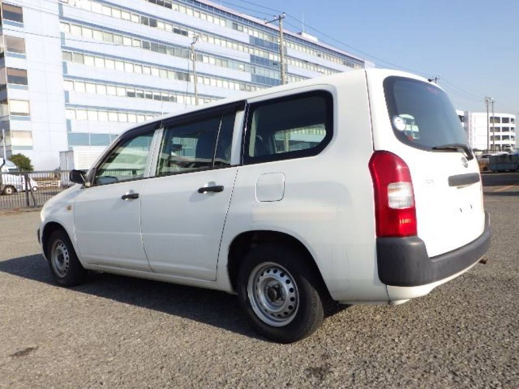 Used 2009 AT Toyota Probox Van NCP51V Image[5]