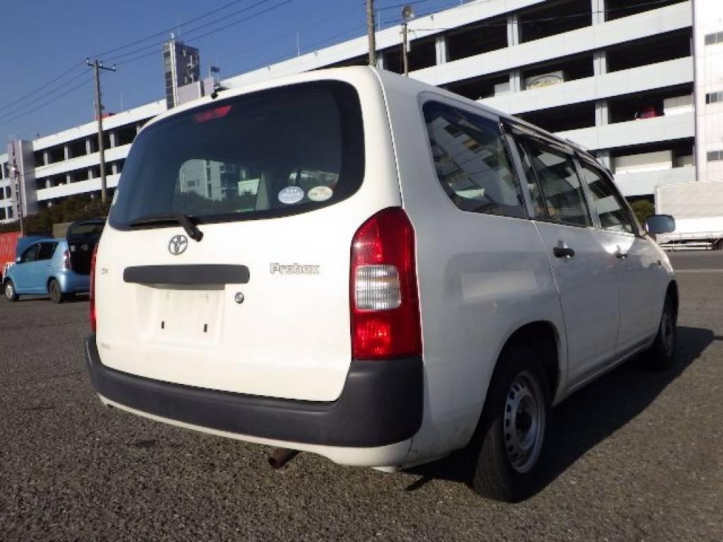 Used 2009 AT Toyota Probox Van NCP51V Image[6]
