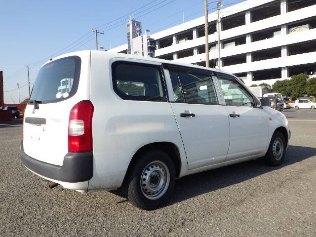 Used 2009 AT Toyota Probox Van NCP51V Image[7]