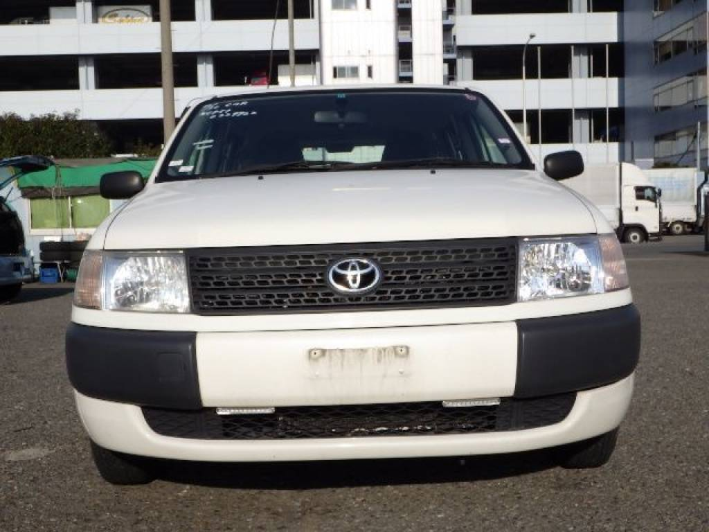 Used 2009 AT Toyota Probox Van NCP51V Image[8]