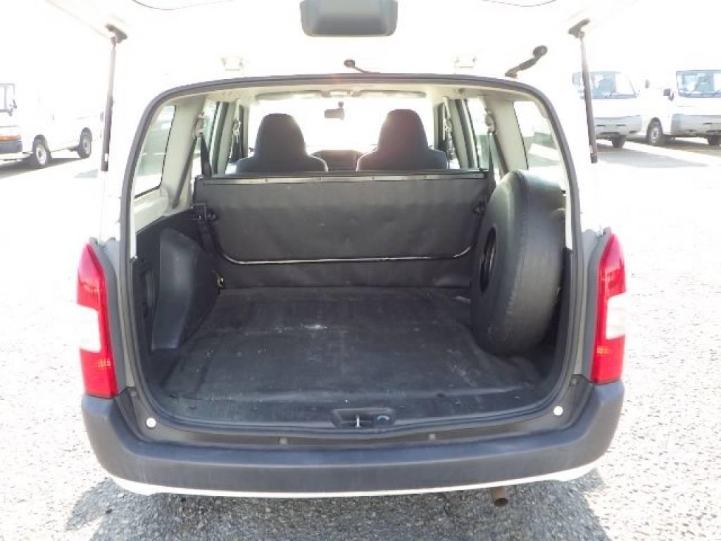 Used 2009 AT Toyota Probox Van NCP51V Image[10]