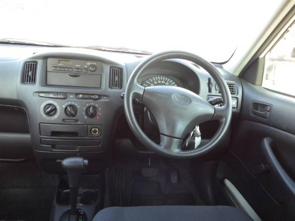 Used 2009 AT Toyota Probox Van NCP51V Image[13]