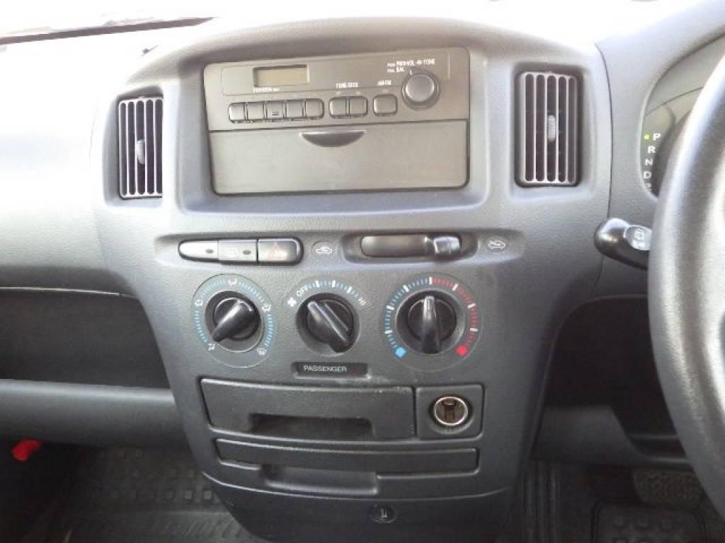 Used 2009 AT Toyota Probox Van NCP51V Image[17]