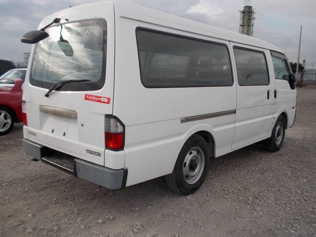 Used 2008 MT Mazda Bongo Brawny Van SKE6V Image[5]