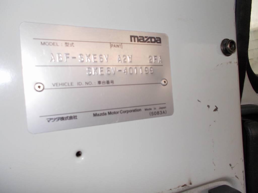 Used 2008 MT Mazda Bongo Brawny Van SKE6V Image[30]