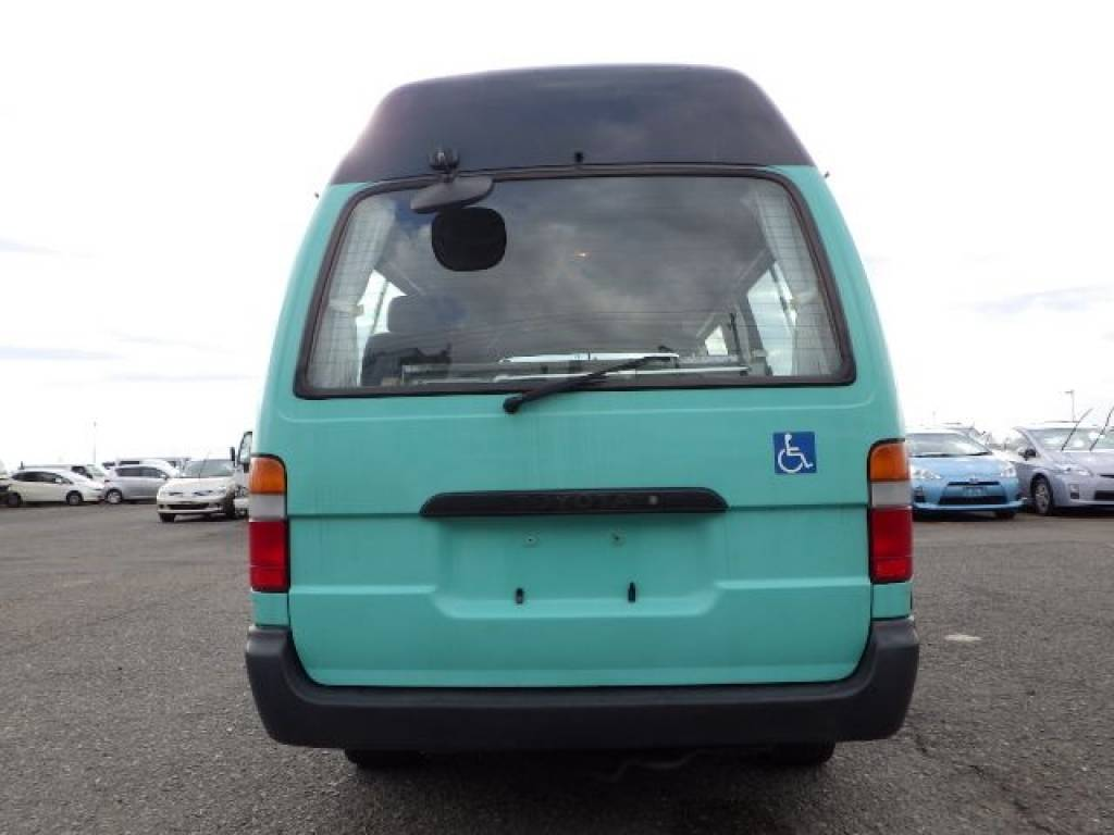 Used 2003 AT Toyota Hiace Van RZH125B Image[4]
