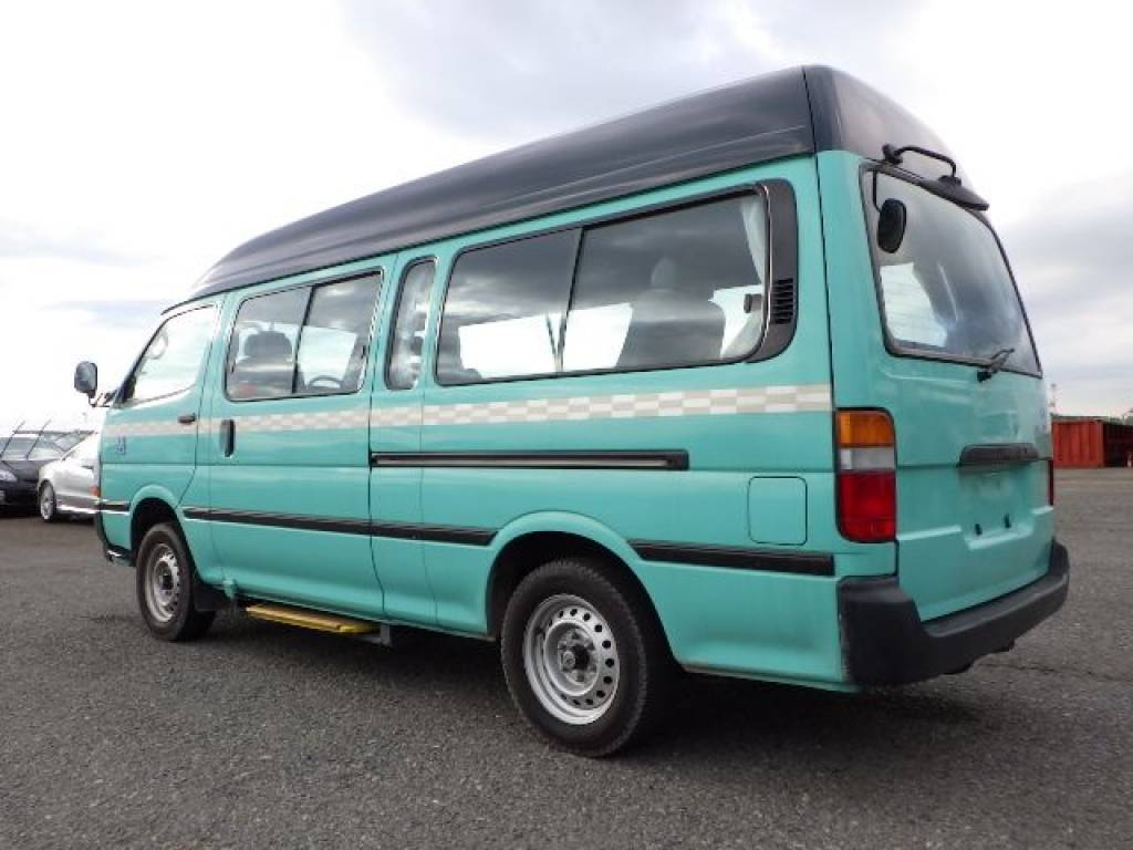 Used 2003 AT Toyota Hiace Van RZH125B Image[6]