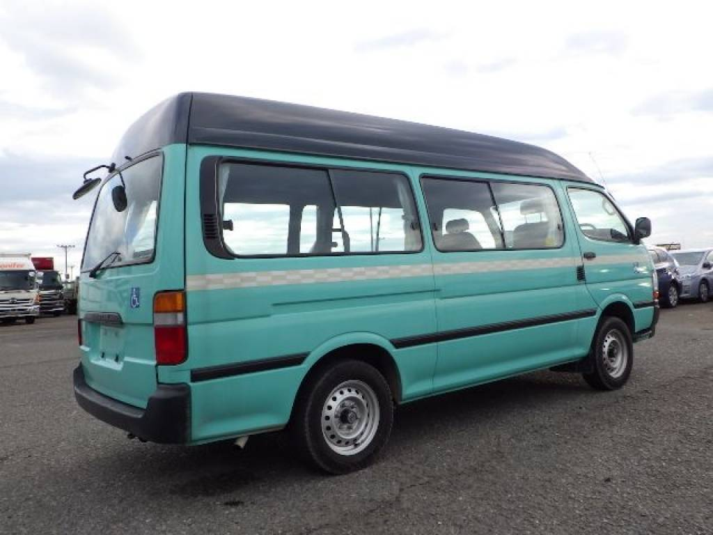 Used 2003 AT Toyota Hiace Van RZH125B Image[8]