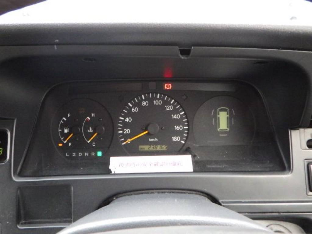 Used 2003 AT Toyota Hiace Van RZH125B Image[15]