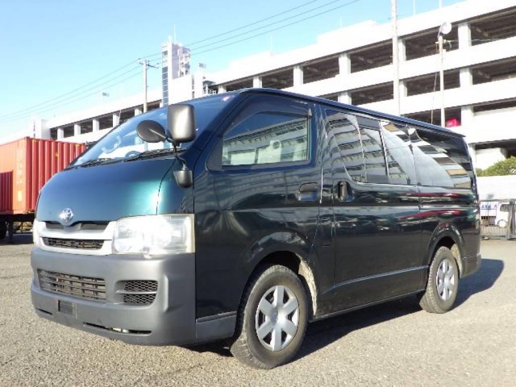 Used 2008 MT Toyota Hiace Van TRH200V Image[1]