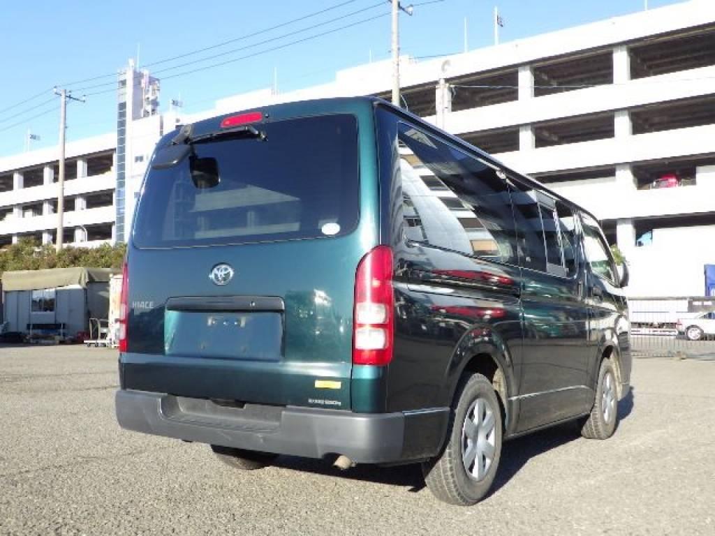 Used 2008 MT Toyota Hiace Van TRH200V Image[2]