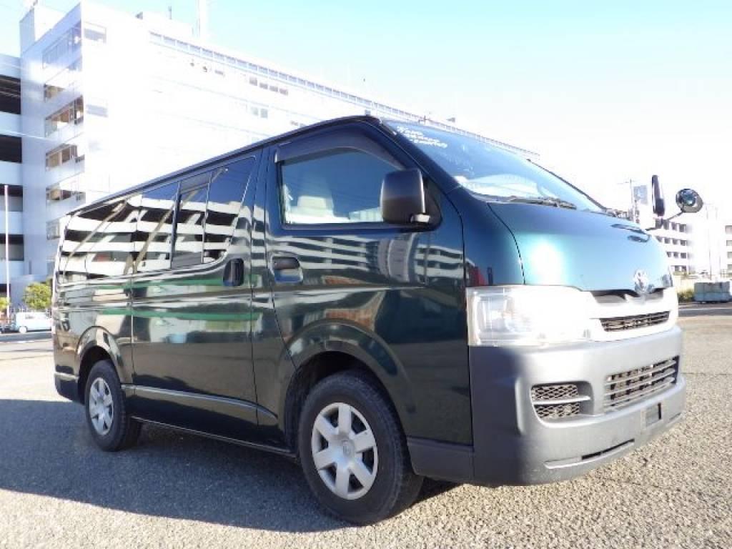 Used 2008 MT Toyota Hiace Van TRH200V Image[3]