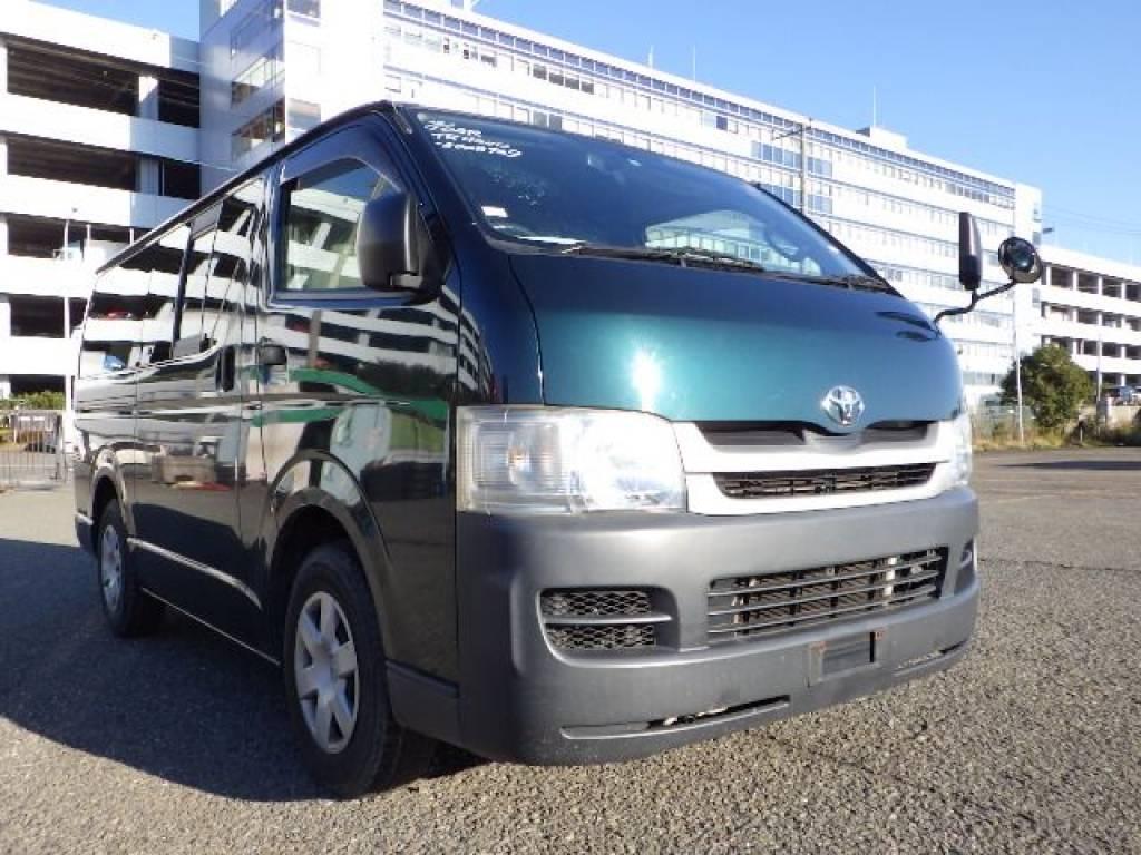 Used 2008 MT Toyota Hiace Van TRH200V Image[4]