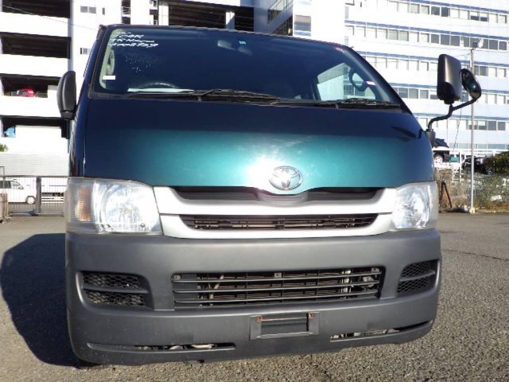 Used 2008 MT Toyota Hiace Van TRH200V Image[5]