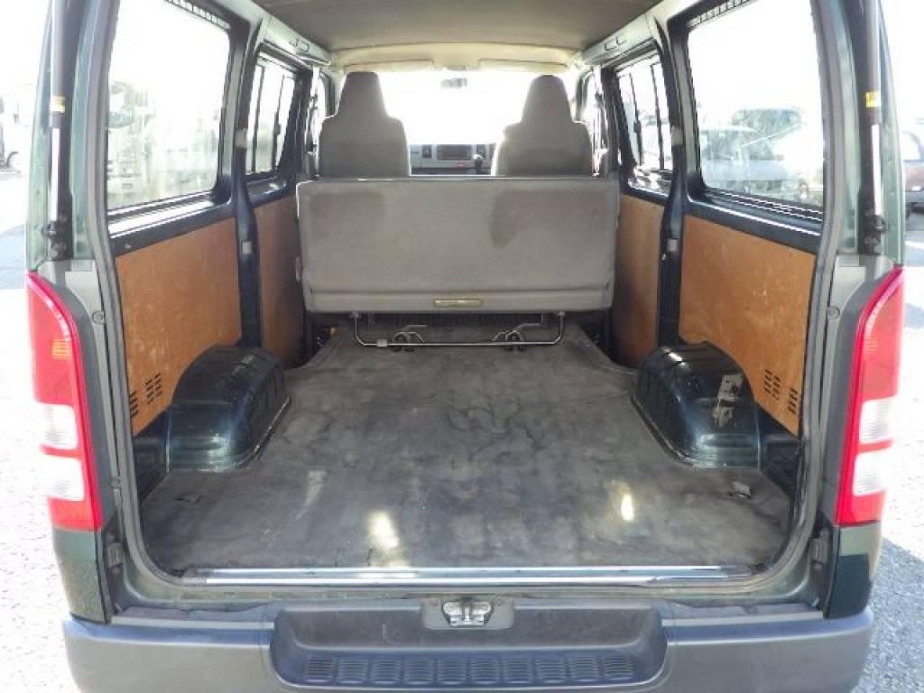 Used 2008 MT Toyota Hiace Van TRH200V Image[6]