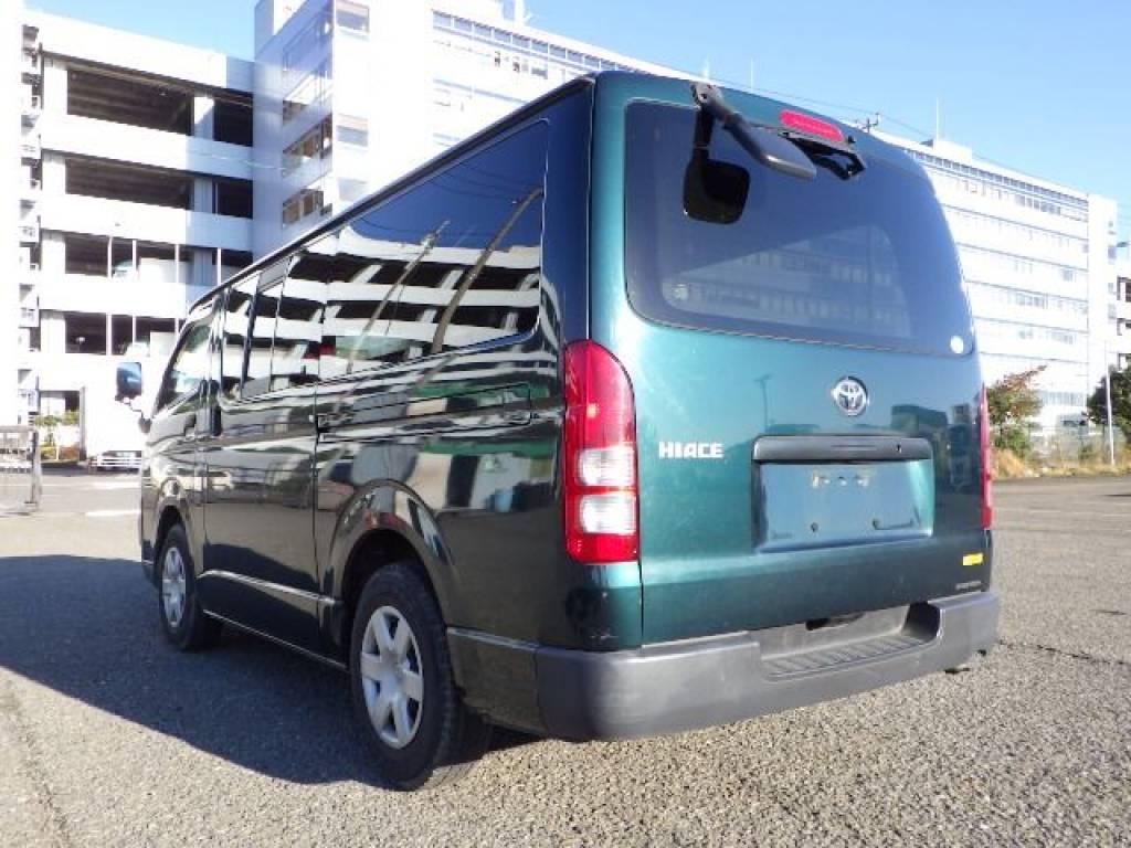 Used 2008 MT Toyota Hiace Van TRH200V Image[8]