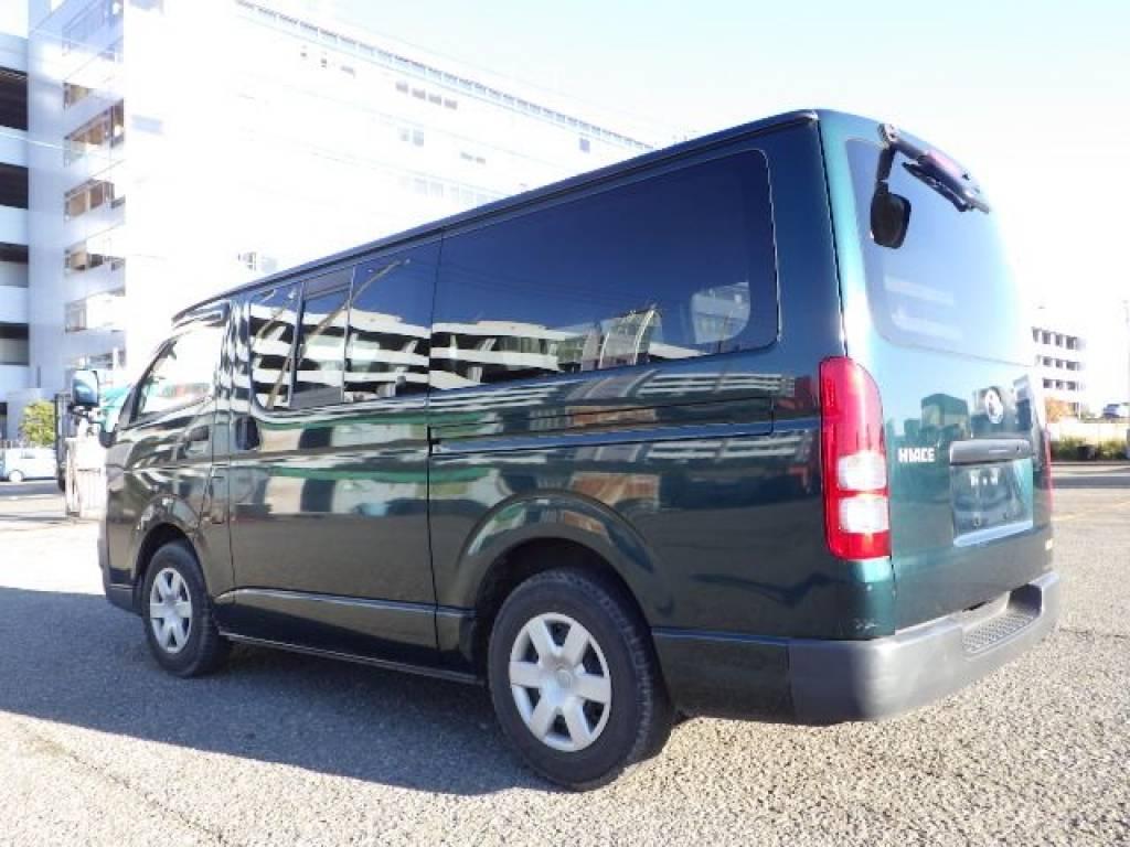 Used 2008 MT Toyota Hiace Van TRH200V Image[9]
