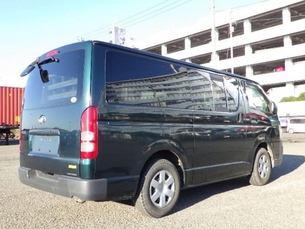 Used 2008 MT Toyota Hiace Van TRH200V Image[10]