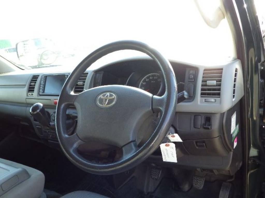 Used 2008 MT Toyota Hiace Van TRH200V Image[11]