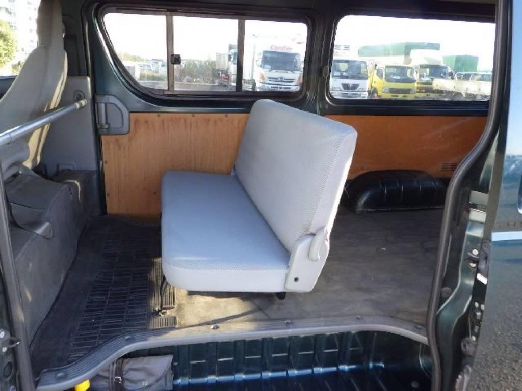 Used 2008 MT Toyota Hiace Van TRH200V Image[12]