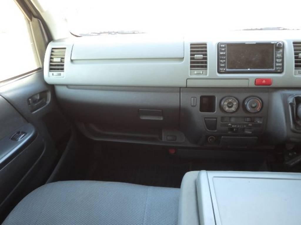 Used 2008 MT Toyota Hiace Van TRH200V Image[14]