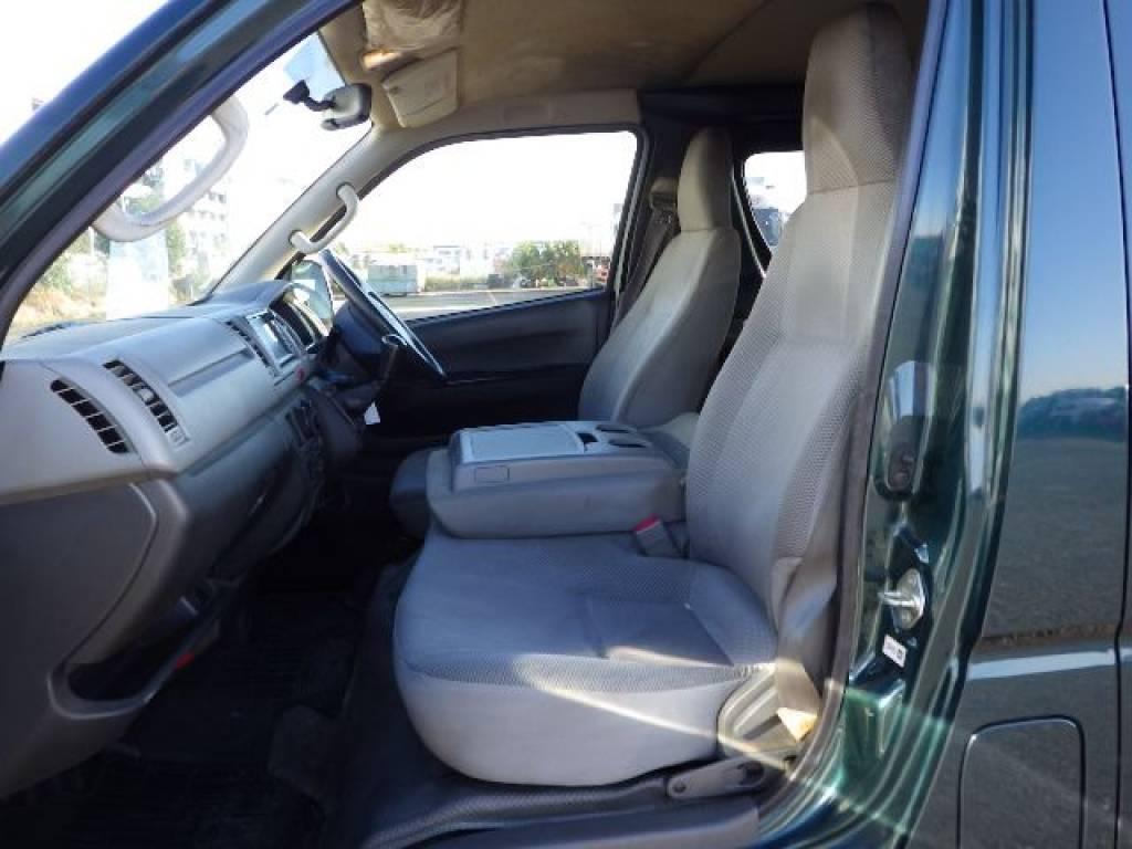 Used 2008 MT Toyota Hiace Van TRH200V Image[15]