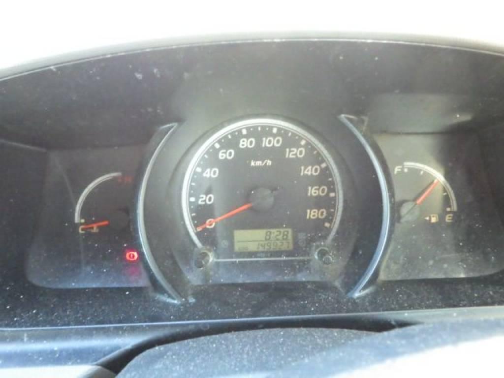 Used 2008 MT Toyota Hiace Van TRH200V Image[16]