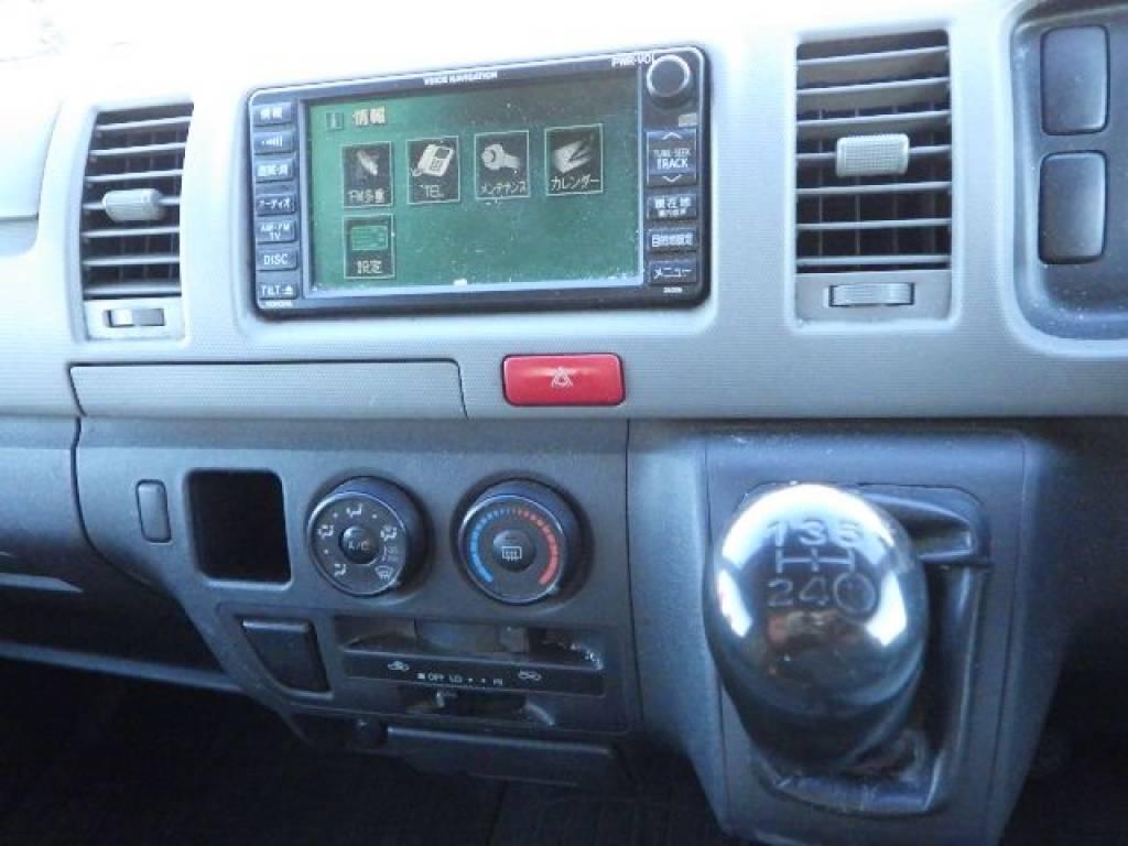 Used 2008 MT Toyota Hiace Van TRH200V Image[18]